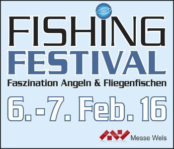 Fishing Festival 2016 Logo