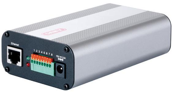 Eyseo IP D1 network video server TVIP40000