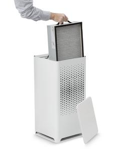 Belastete Außenluft - drinnen besonders gefährlich