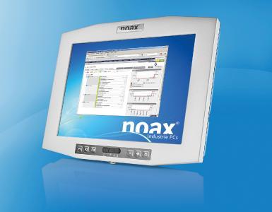 noax Industrie-PCs: Mit der Fernwartung wichtige Parameter, wie Betriebstemperatur oder SMART-Daten zentral im Blick haben und so Wartungsaufgaben frühzeitig erledigen.