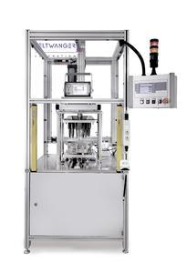 Die Zeltwanger Automation GmbH hat eine modulare und kompakte Dichtheitsprüfanlage mit Schiebeschlitten entwickelt.