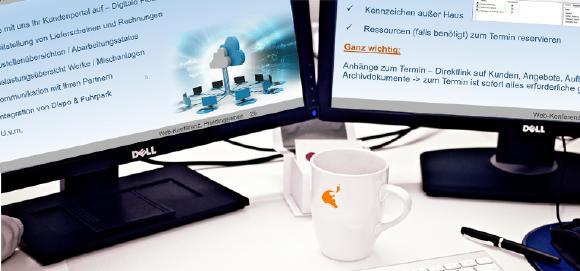 Die Webinare richten sich an Anwender und Interessierte gleichermaßen. Die interaktiven Präsentationen sind kostenfrei