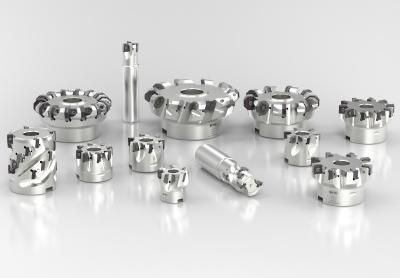 MAPAL rounds off the portfolio for milling with radial ISO indexable inserts
