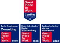 secuvera gewinnt Auszeichnung als Bester Arbeitgeber