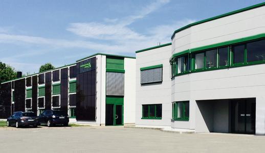 Unternehmenssitz der Oberflächentechnik Döbeln GmbH