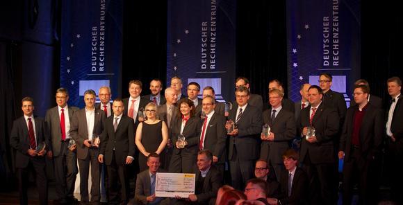 SMA Solar Technologie AG gewinnt Deutschen Rechenzentrumspreis für Energie- und Ressourceneffizienz