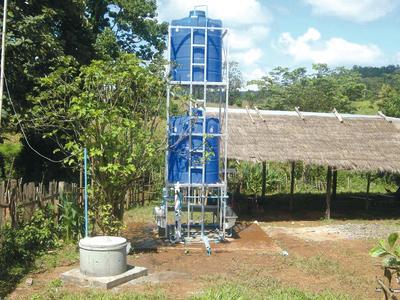 Rosswag Wassersystem