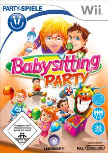 PARTY SPIELE Babysitting Party 2D