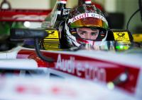 Daniel Abt perfectly prepared for the new race season as he impresses during testing in Valencia / Photo: Audi AG