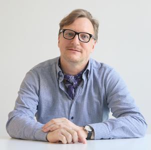 Marcus Müntefering, TESTROOM-Textchef.