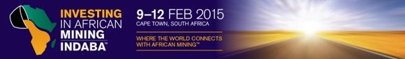 Mining Indaba 2015 in Cape Town