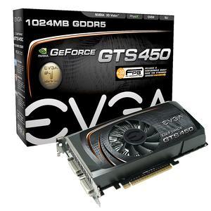 Caseking präsentiert: GeForce GTS 450 von EVGA, Gainward und Palit