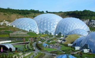One of the first Greenhouses ever built with ETFE using CMC 77701 for repair and maintenance