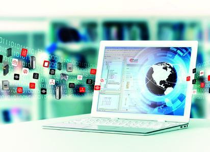 470.000 Artikeldaten mit Schaltplanmakros, geometrischen Abmessungen und Dokumenten lassen sich über das Eplan Data Portal vollautomatisch ins Engineering übernehmen, Foto: Eplan Software & Service GmbH & Co. KG