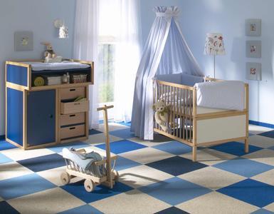 tretford interland und kinderzimmer eine ideale. Black Bedroom Furniture Sets. Home Design Ideas