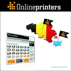 Printprodukte aus dem Onlineshop: Neue Onlineshops in Belgien und Luxemburg. Ab sofort können die Kunden der Onlineprinters GmbH ihre Drucksachen auf onlineprinters.be und onlineprinters.lu einfach und preiswert online bestellen. Firmen- und Privatkunden finden in der Onlinedruckerei alle gängigen Drucksachen wie Flyer, Postkarten, Poster, Plakate, Kataloge, Broschüren und Werbesysteme in höchster Offset- und Digitaldruckqualität, Copyright: Onlineprinters GmbH / iStockphoto.com