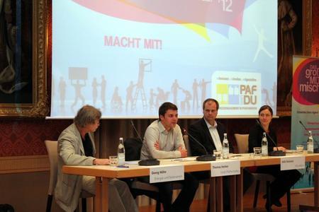 Auftaktveranstaltung des Klimaschutzkonzeptes in Pfaffenhofen an der Ilm von Green City Energy