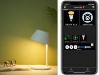 Nahtlose Integration: Yeelight Produkte können in der iHaus App mit anderen Smart-Living-Produkten verbunden, zentral gesteuert und automatisiert werden