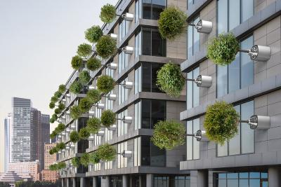 Vertical Gardening in neuer Dimension