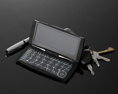 """Der """"Hagenuk PocketSurfer2"""" ist ein schickes Endgerät, mit dem mobiles Surfen einfach Spaß macht: ohne Gebühren, ohne Verträge, ohne Konfiguration – und bis zu zehn Mal schneller als mit herkömmlichen mobilen Geräten."""