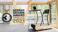 Walkolution awarded German Design Award 2021