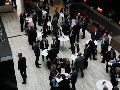 afb Market and Innovation Event 2017 Networking