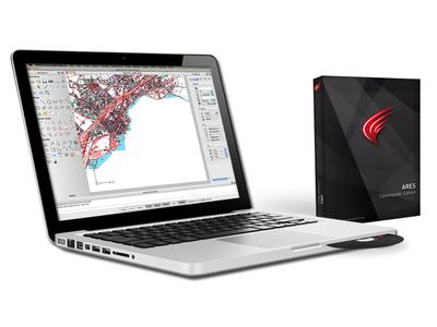 Graebert GmbH gibt ARES Commander Edition 1.0 für Macintosh OS X frei