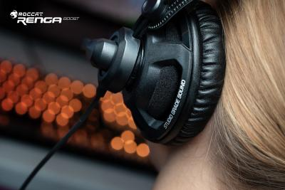 ROCCAT Renga Stereo-Gaming-Headset jetzt in neuer Version