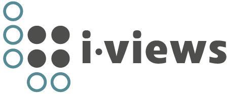 i-views Logo