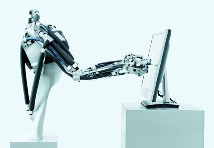Live zu sehen: Projekte des Bionic Learning Network von Festo.