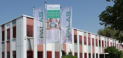 Palas Hauptsitz in Karlsruhe