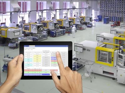 Mit der mobilen Fertigungssteuerung Touch2Plan von MPDV wird der Fertigungsalltag noch flexibler