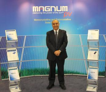 Andre Nazarian, President and CEO von Magnum Pv
