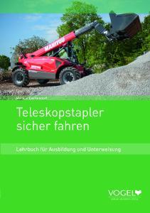 Teleskopstapler sicher fahren