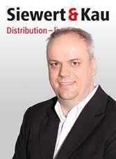 Achim Reichstein, Einkaufsleiter bei der Siewert & Kau Computertechnik GmbH