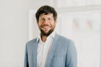 Portrait Robert Jacobi, Autor & Founding Partner von The Nunatak Group