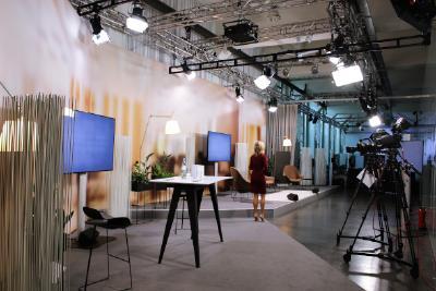 Die digitale Premiere des ÖV-Symposiums findet als Live-Veranstaltung im bauwerk.köln statt. Quelle: macevent GmbH