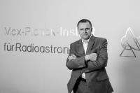 Prof. Dr. Anton Zensus, Direktor am Max-Planck-Institut für Radioastronomie und Vorsitzender des EHT-Kollaborationsrats. Foto helge-horn.com