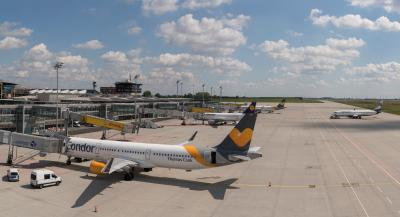 Leipzig/Halle and Dresden Airports: Traffic developments in November