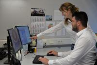 Digitalisierung im MAHA SERVICE CENTER