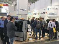 Motek 2019: CINTEG AG punktet mit 3D-Druck & Virtual Reality