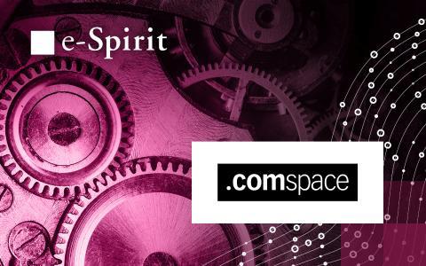 comspace wird e-Spirit Premier-Partner