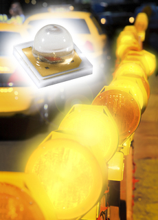 OSRAM Delivers Highly Bright Focused Beam in .5W SMT Package