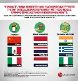 Infographic: Global Alternative Online Payment Methods: Full Year 2016