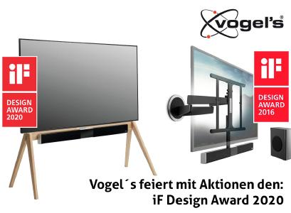 Vogel's iF Design Award Sonderaktion 2020