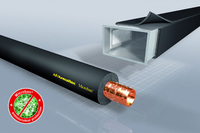 AF/Armaflex from Armacell: Now equipped with Microban® antimicrobial product protection