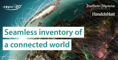 Seamless inventory of a connected world
