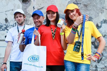 Für die nächste Messe, Werbekampagne oder Veranstaltung – A.I.D.A bietet individuell gefertigte Werbeartikel in beliebiger Stückzahl
