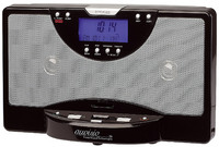 "Auvisio Multimedia Docking Station ""Comfort Alarm Clock"""