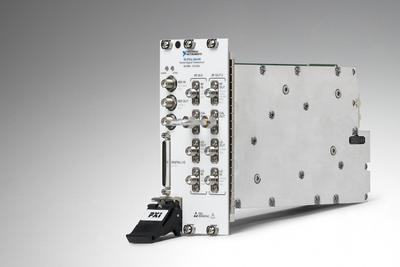 World's First RF Vector Signal Transceiver Redefines Instrumentation